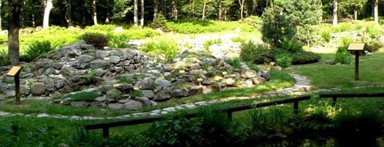 Giardino botanico valderialocanda del sorriso trinit di entracque valle gesso - Il giardino di gesso ...